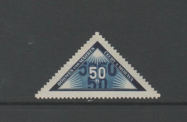 Böhmen und Mähren Mi-Nr. 52 ** postfrisch