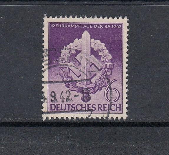 Deutsches Reich Mi-Nr. 818 gestempelt