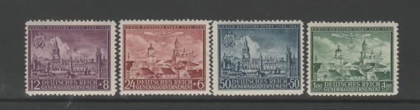 Generalgouvernement Mi-Nr. 92-95 ** postfrisch
