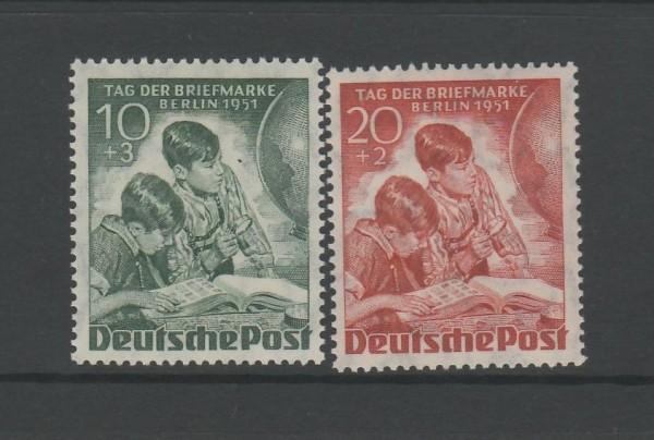 Berlin Mi-Nr. 80-81 ** postfrisch