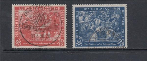 SBZ Mi-Nr. 230-231 gestempelt