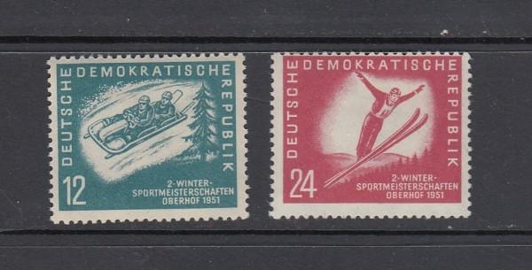 DDR Mi-Nr. 280-281 ** postfrisch