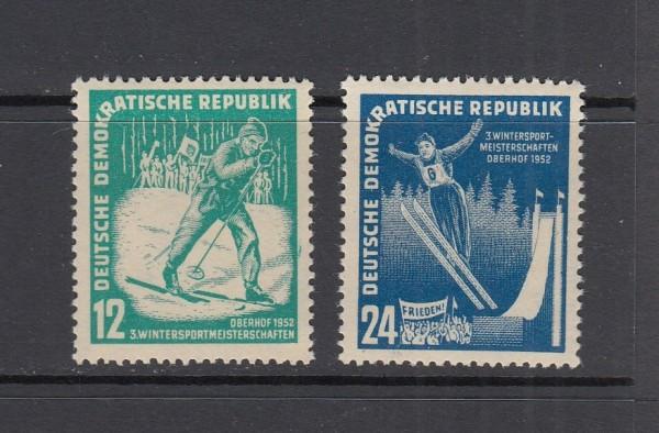 DDR Mi-Nr. 298-299 ** postfrisch