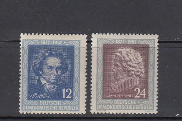 DDR Mi-Nr. 300-301 ** postfrisch
