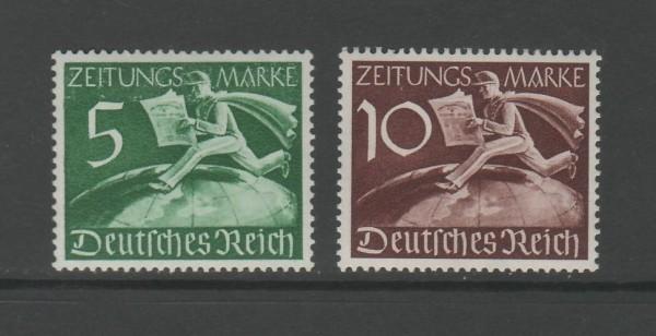 Deutsches Reich Mi-Nr. 738-739Z ** postfrisch