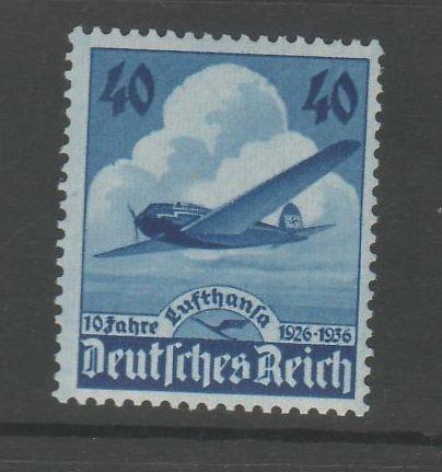 Deutsches Reich Mi-Nr. 603 ** postfrisch