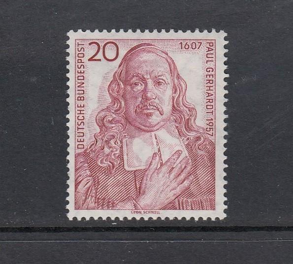 BRD Mi-Nr. 253 ** postfrisch