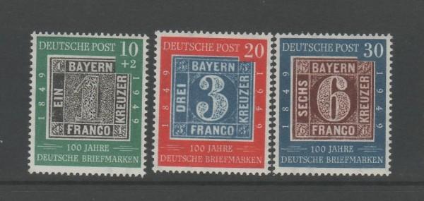 BRD Mi-Nr. 113-115 ** postfrisch
