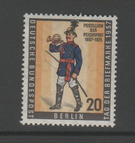 Berlin Mi-Nr. 176 ** postfrisch