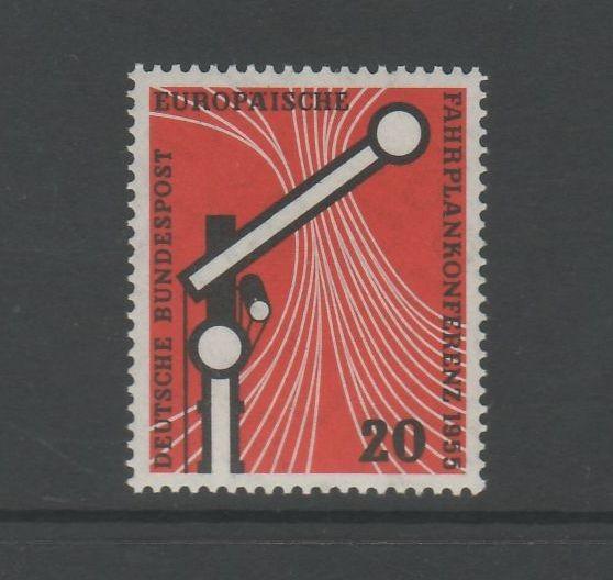 BRD Mi-Nr. 219 ** postfrisch