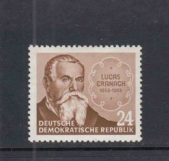 DDR Mi-Nr. 384 ** postfrisch