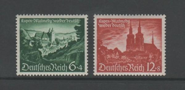 Deutsches Reich Mi-Nr. 748-749 ** postfrisch