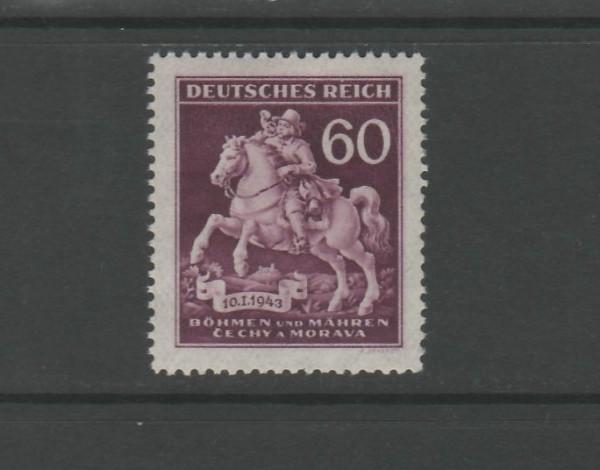 Böhmen und Mähren Mi-Nr. 113 ** postfrisch