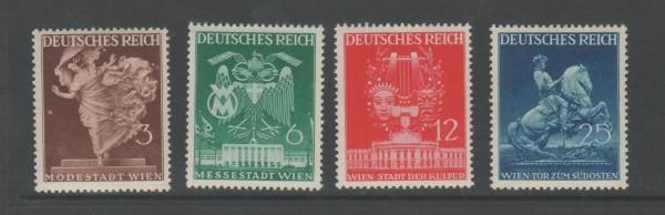 Deutsches Reich Mi-Nr. 768-771 ** postfrisch