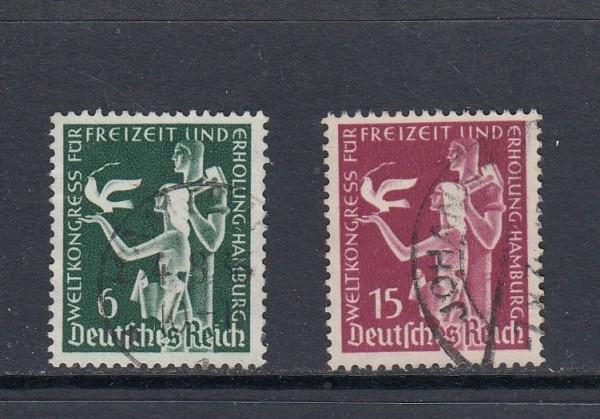 Deutsches Reich Mi-Nr. 622-623 gestempelt