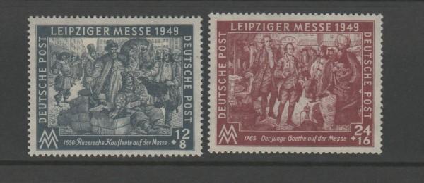 SBZ Mi-Nr. 240-241 ** postfrisch