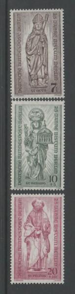 Berlin Mi-Nr. 132-134 ** postfrisch
