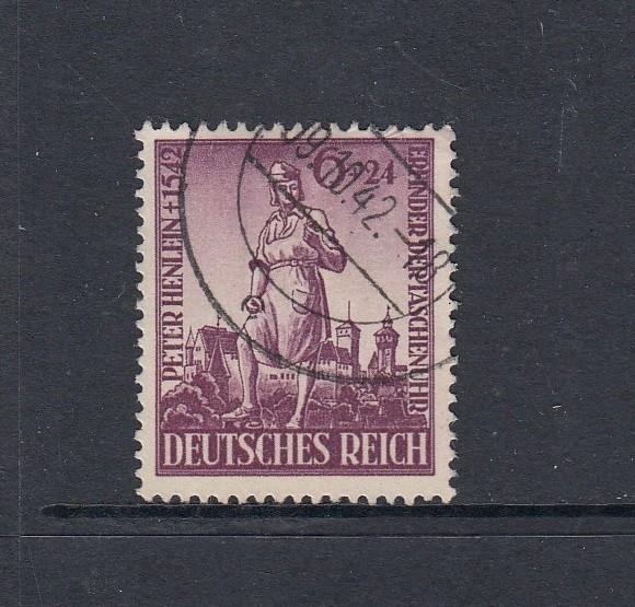 Deutsches Reich Mi-Nr. 819 gestempelt