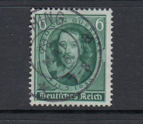 Deutsches Reich Mi-Nr. 608 gestempelt
