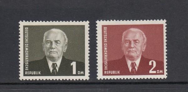 DDR Mi-Nr. 342-343 ** postfrisch