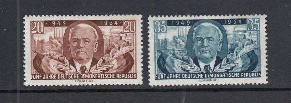 DDR Mi-Nr. 443-444 ** postfrisch