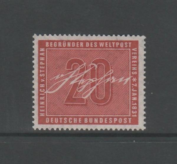 BRD Mi-Nr. 227 ** postfrisch