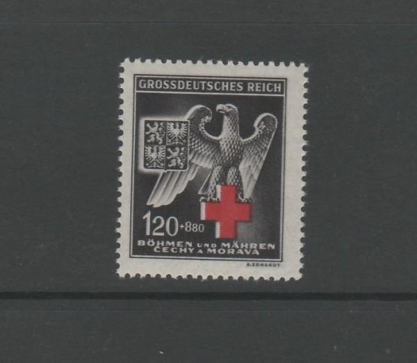 Böhmen und Mähren Mi-Nr. 132 ** postfrisch