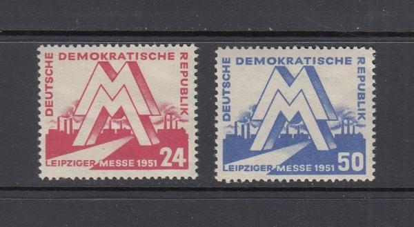 DDR Mi-Nr. 282-283 ** postfrisch