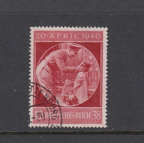 Deutsches Reich Mi-Nr. 744 gestempelt