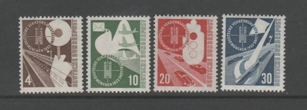 BRD Mi-Nr. 167-170 ** postfrisch