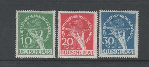 Berlin Mi-Nr. 68-70 ** postfrisch