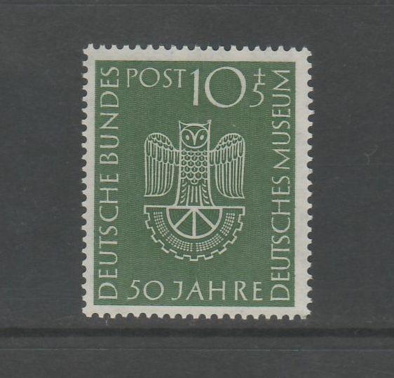 BRD Mi-Nr. 163 ** postfrisch