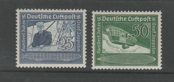 Deutsches Reich Mi-Nr. 669-670 ** postfrisch
