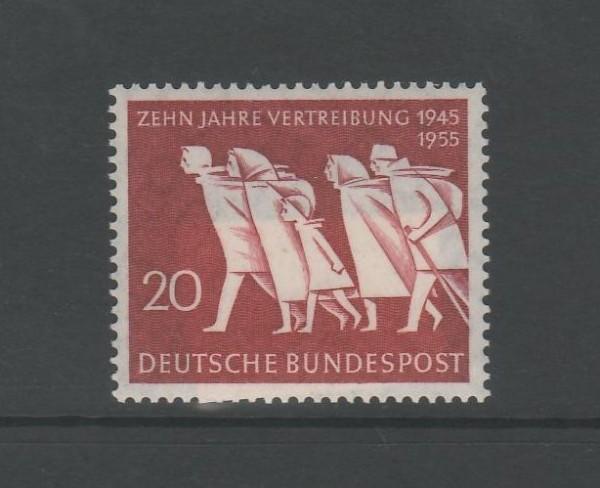 BRD MI-Nr. 215 ** postfrisch
