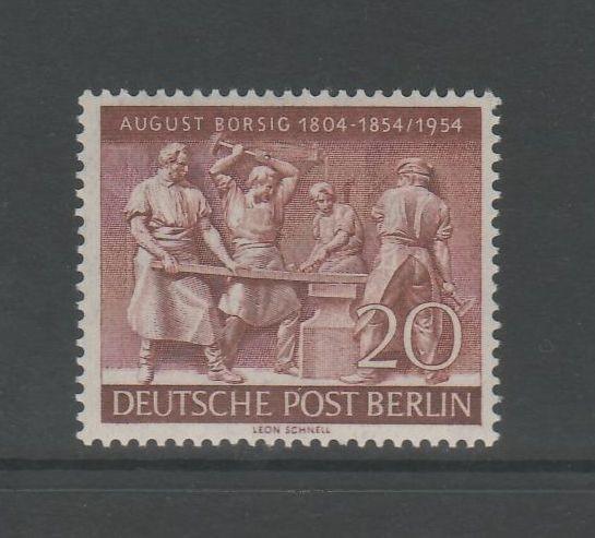 Berlin Mi-Nr. 125 ** postfrisch