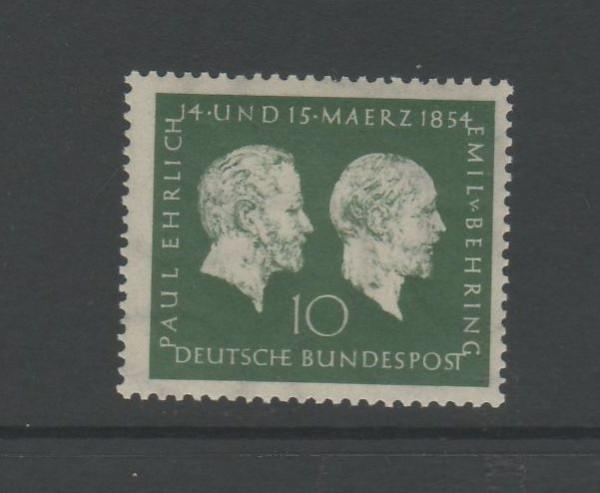 BRD Mi-Nr. 197 ** postfrisch