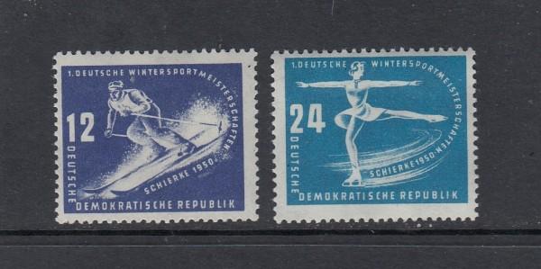 DDR Mi-Nr. 246-247 ** postfrisch