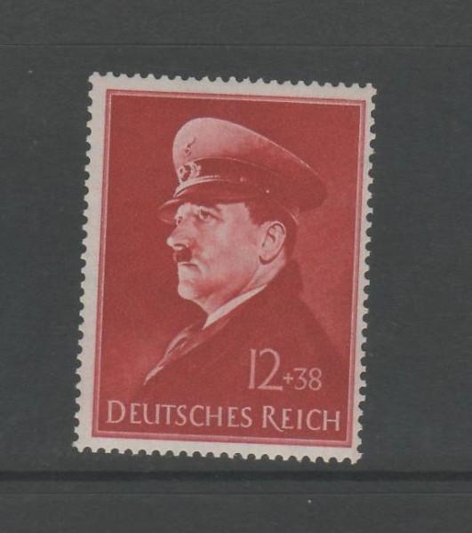 Deutsches Reich Mi-Nr. 772 ** postfrisch - senkrechte Gummiriffelung