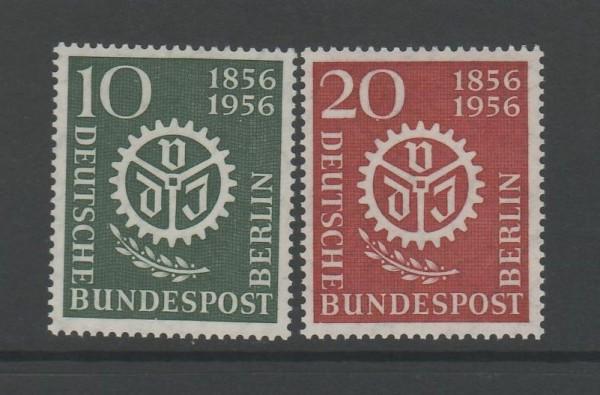 Berlin Mi-Nr. 138-139 ** postfrisch