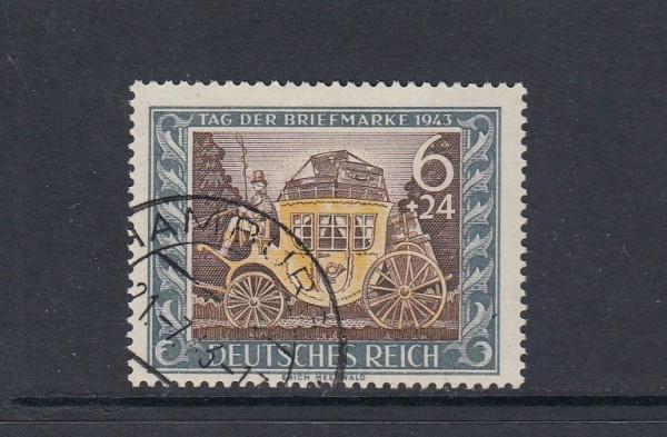 Deutsches Reich Mi-Nr. 828 gestempelt
