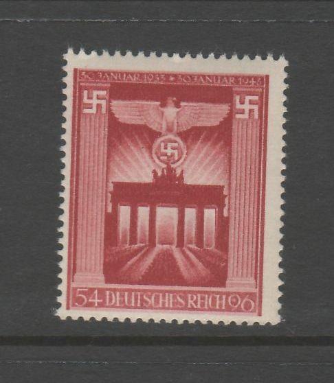 Deutsches Reich Mi-Nr. 829 ** postfrisch
