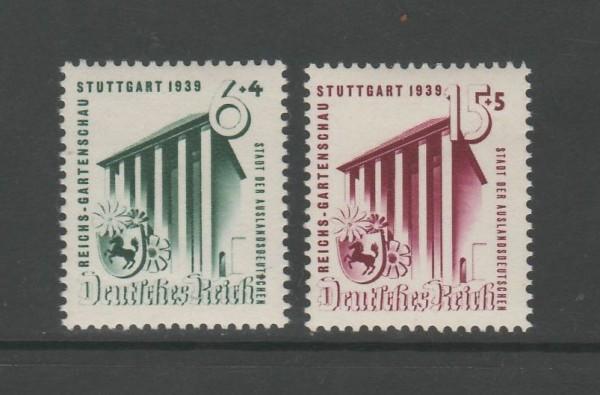 Deutsches Reich Mi-Nr. 692-693 ** postfrisch