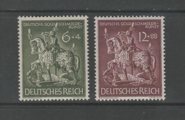 Deutsches Reich Mi-Nr. 860-861 ** postfrisch