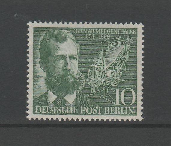 Berlin Mi-Nr. 117 ** postfrisch