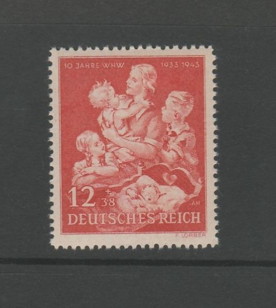 Deutsches Reich Mi-Nr. 859 ** postfrisch