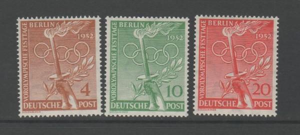 Berlin Mi-Nr. 88-90 ** postfrisch