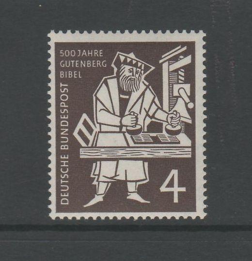 BRD Mi-Nr. 198 ** postfrisch
