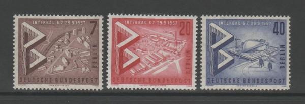 Berlin Mi-Nr. 160-162 ** postfrisch