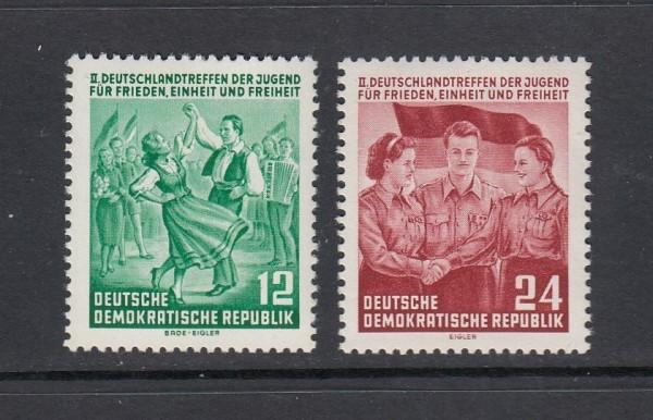 DDR Mi-Nr. 428-429 ** postfrisch
