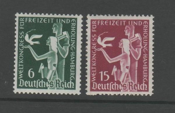Deutsches Reich Mi-Nr. 622-623 ** postfrisch